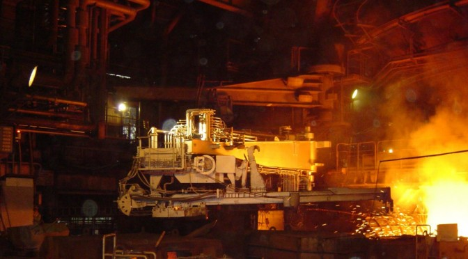 産業機械 STEEL MILL EQUIPMENT